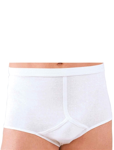 Pack Of 5 Plain Briefs