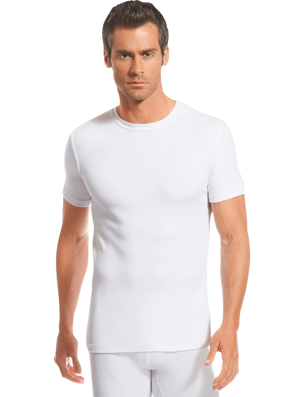Classic Jockey 2 Pack T Shirt Menswear Underwear