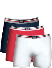 Pack Of 3 Jockey Stretch Trunk
