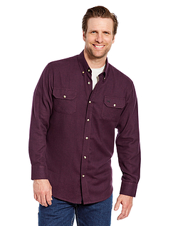 Puppytooth Design Check Shirt