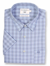 Bar Harbour Check Short Sleeve Casual Shirt