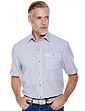 Pegasus Short Sleeve Denim Shirt