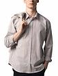 Southern Comfort Long Sleeve Seersucker Shirt