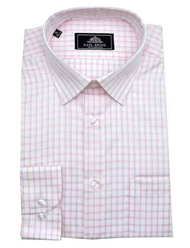 Raelbrook Gingham Check Shirt Long Sleeve