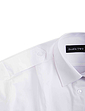 Double Two Long Sleeve Pilot Shirt With Epaulettes