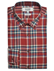 Southern Comfort Brushed Check shirt