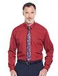 Rael Brook Long Sleeve Shirt And Tie Set