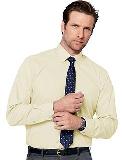 Rael Brook Long Sleeve Shirt And Tie Set - Ecru