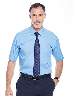 Rael Brook Short Sleeved Shirt&Tie Set