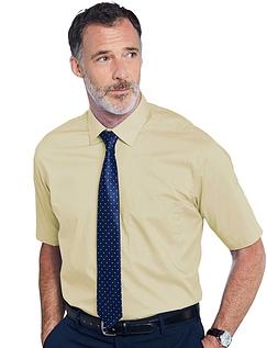 Rael Brook Short Sleeved Shirt And Tie Set - Ecru