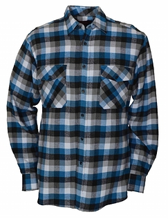 LARGE CHECK DESIGN SHIRT BY BAR HARBOUR