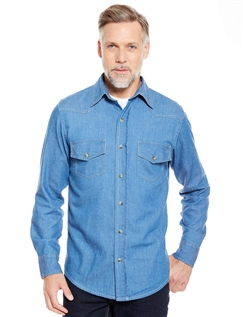 Pegasus Denim Shirt