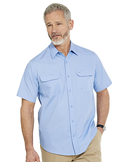 Short Sleeved  Ripstop Shirt