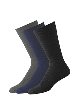 Cotton Rich Gentle Grip Socks - Assorted