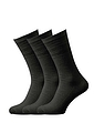 Pack of 3 Wide Fit Wool Rich Softop Socks