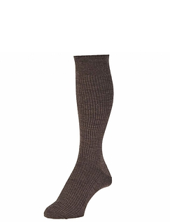 HJ Hall Pack of 2 Immaculate Long Sock