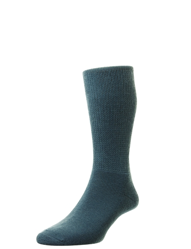 2 Pack Woolmix Diabetic Sock
