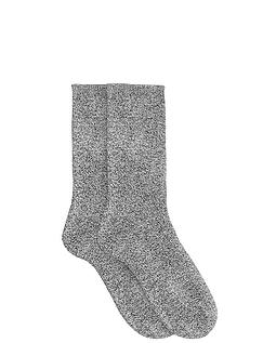 Free Boot Sock - Grey Marl