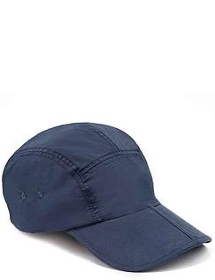 Pack of 2 Foldable Baseball Caps - Assorted