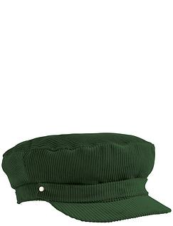 Cord Barge Cap