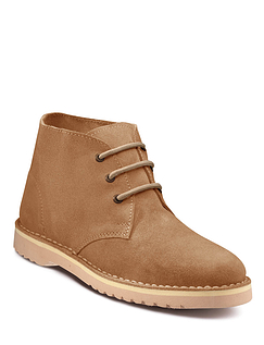 """Arizona"" Mens Classic Suede Desert Boot"