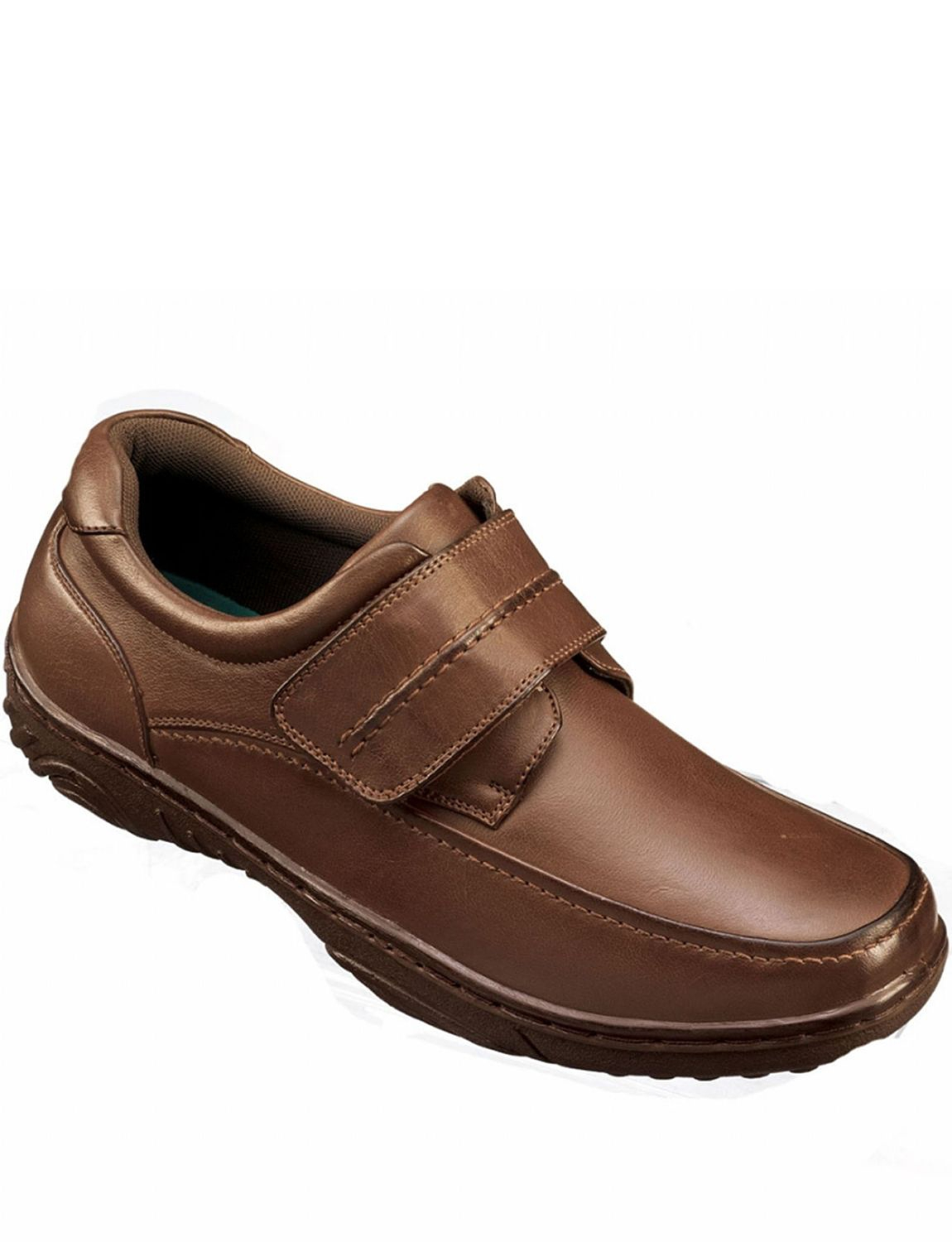 touch and casual comfort shoe menswear footwear