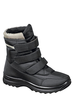 Mens Thermal Lined All Weather Boot