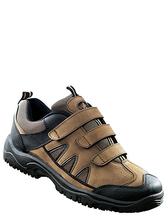 Mens Easy Access Walking Shoe