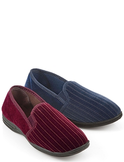 Great Value Twin Pack Slipper