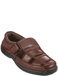 Mens Real LeatherClassic Sandal/Shoe