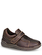 Hush Puppies Dual Fit 'Grounds' Touch Fasten Shoe