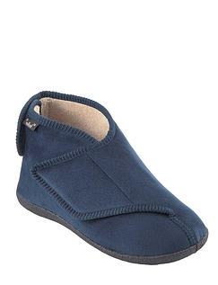Mens Multi Fit Fully Opening Slipper