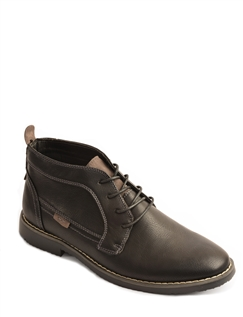 Comfortable & Sturdy Lace-Up Boot