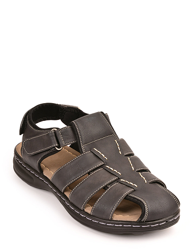 Fisherman Sandal With Touch Fastening Straps