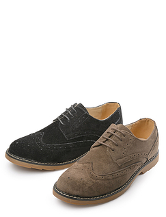 Pegasus Brogue Lace Desert Shoe