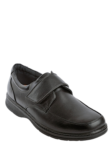 Mens Touch Fasten Shoe