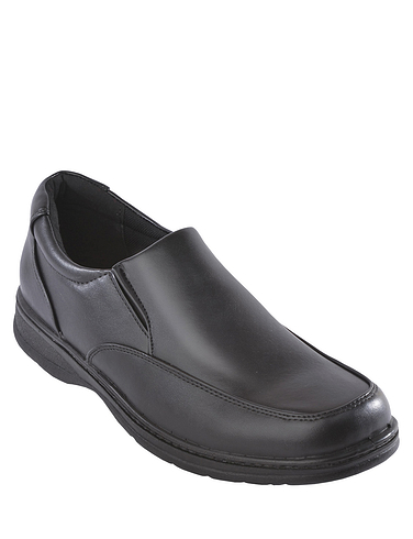 Mens Slip On Shoe.
