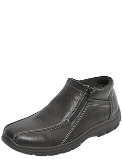 Cushion Walk Thermal Lined Zip Boot
