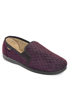 Dr Keller Slipper With Memory Foam Insole