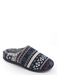 Mens Thermal Lined Slippers