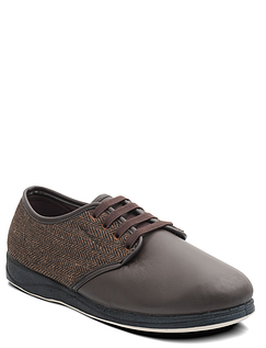 Padders Leather House Shoe