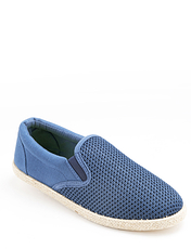 Mens Slip on Espadrille