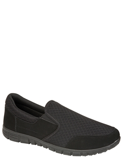 Mesh Slip On Trainer