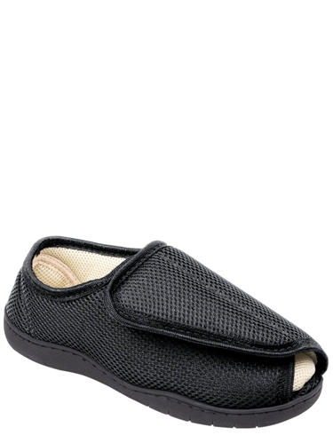 Mens Open Toe Comfort Shoe
