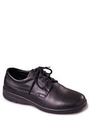 Padders Lunar Extra Wide Leather Dual Fit Lace Shoe