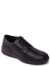 Padders Fire Wide F Fit Leather Lace Shoe