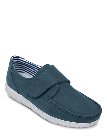 Cushion Walk Touch Fasten Boat Shoe