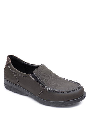 Mens Padders Comet Wide F Fit Slip On Shoe