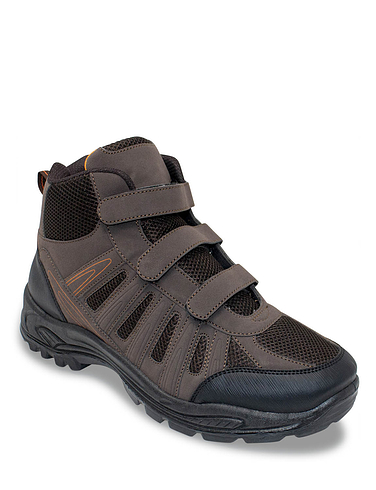 Wide Fit Hiking Boot