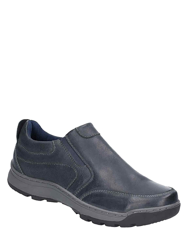 Mens Hush Puppies Slip On Trainer Jasper